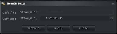 Скачать Программа для разбана на серверах steamid tool для css v34