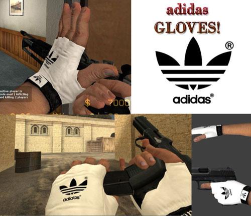Скачать перчатки адидас для css
