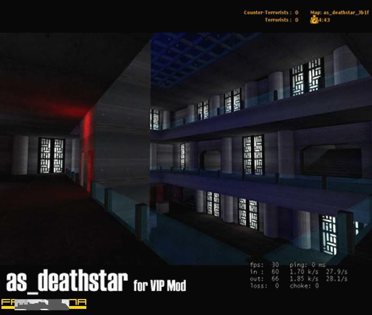 Скачать Карта as_deathstar для css