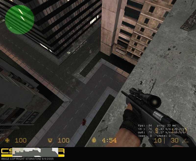Скачать Карта 1v1_scoutflash_b3 для css